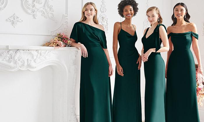 Mix N Match Bridesmaid Dresses