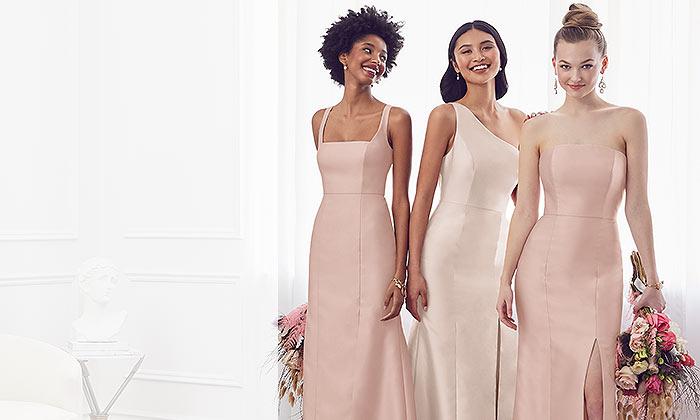 Bella Bridesmaids Dresses Spring 2021